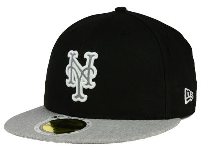 New York Mets New Era MLB Night Reflective 59FIFTY Cap