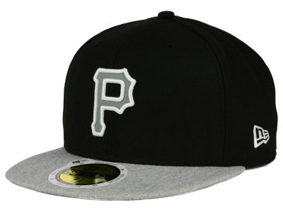 Pittsburgh Pirates New Era MLB Night Reflective 59FIFTY Cap