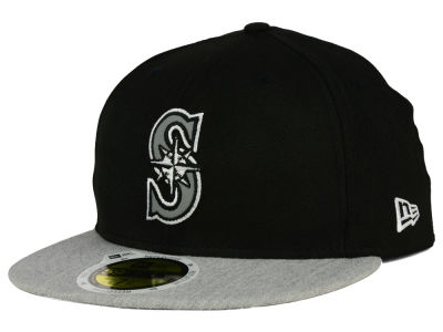 Seattle Mariners New Era MLB Night Reflective 59FIFTY Cap