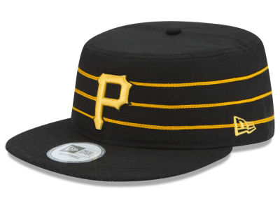 Pittsburgh Pirates New Era MLB LIDS 20th Anniversary Pillbox 9FIFTY Snapback Cap