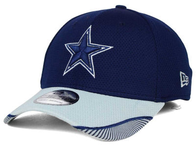 Dallas Cowboys New Era NFL Visor Hash 39THIRTY Cap