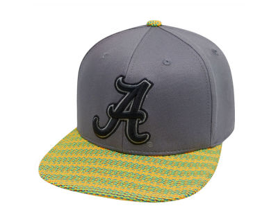 Alabama Crimson Tide Top of the World NCAA 2 Fly Snapback Cap