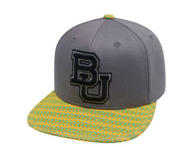 Baylor Bears Top of the World NCAA 2 Fly Snapback Cap