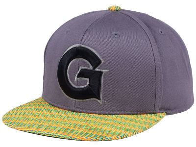 Georgetown Hoyas Top of the World NCAA 2 Fly Snapback Cap