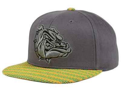 Gonzaga Bulldogs Top of the World NCAA 2 Fly Snapback Cap