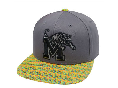 Memphis Tigers Top of the World NCAA 2 Fly Snapback Cap