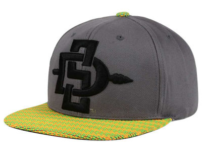 San Diego State Aztecs Top of the World NCAA 2 Fly Snapback Cap