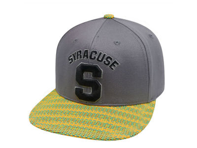 Syracuse Orange Top of the World NCAA 2 Fly Snapback Cap