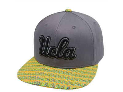 UCLA Bruins Top of the World NCAA 2 Fly Snapback Cap
