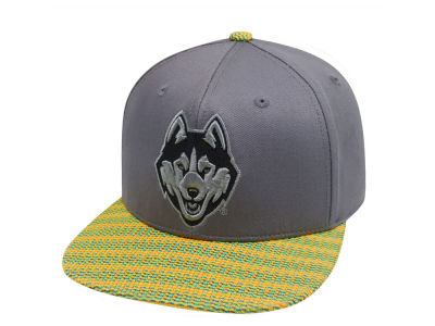 Connecticut Huskies Top of the World NCAA 2 Fly Snapback Cap