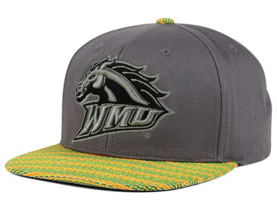 Western Michigan Broncos Top of the World NCAA 2 Fly Snapback Cap