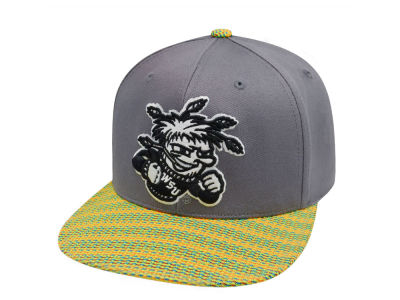 Wichita State Shockers Top of the World NCAA 2 Fly Snapback Cap