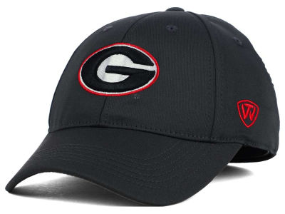 Georgia Bulldogs Top of the World NCAA Alliance Gray Cap