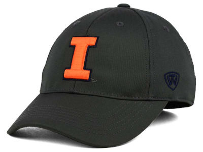 Illinois Fighting Illini Top of the World NCAA Alliance Gray Cap