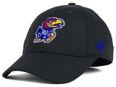 Kansas Jayhawks Top of the World NCAA Alliance Gray Cap