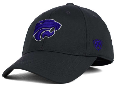 Kansas State Wildcats Top of the World NCAA Alliance Gray Cap