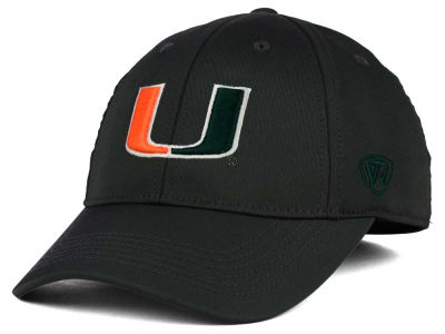 Miami Hurricanes Top of the World NCAA Alliance Gray Cap