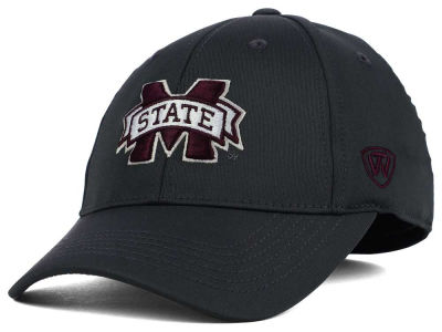 Mississippi State Bulldogs Top of the World NCAA Alliance Gray Cap