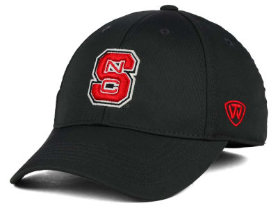 North Carolina State Wolfpack Top of the World NCAA Alliance Gray Cap