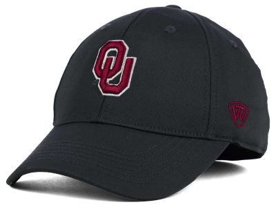 Oklahoma Sooners Top of the World NCAA Alliance Gray Cap