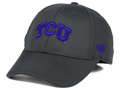 Texas Christian Horned Frogs Top of the World NCAA Alliance Gray Cap