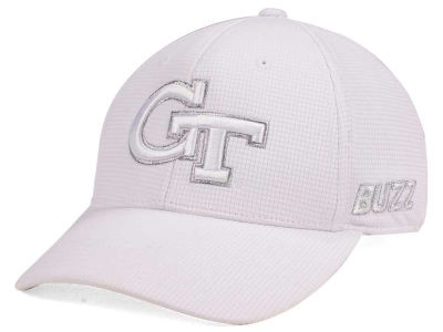 Georgia-Tech Top of the World NCAA Diamond Flex Cap