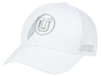 Utah Utes Top of the World NCAA Diamond Flex Cap