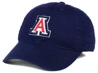 Arizona Wildcats Top of the World NCAA Relaxer 2.0 Stretch Hat