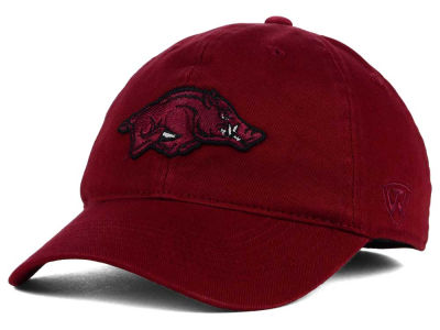 Arkansas Razorbacks Top of the World NCAA Relaxer 2.0 Stretch Hat