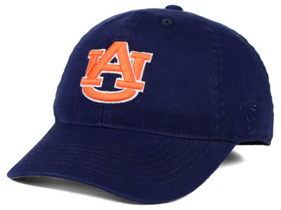 Auburn Tigers Top of the World NCAA Relaxer 2.0 Stretch Hat