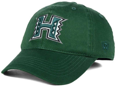 Hawaii Warriors Top of the World NCAA Relaxer 2.0 Stretch Hat