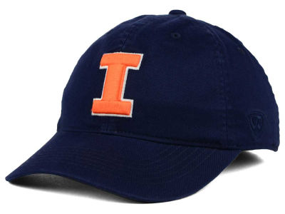 Illinois Fighting Illini Top of the World NCAA Relaxer 2.0 Stretch Hat