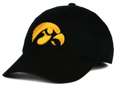 Iowa Hawkeyes Top of the World NCAA Relaxer 2.0 Stretch Hat