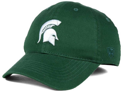 Michigan State Spartans Top of the World NCAA Relaxer 2.0 Stretch Hat