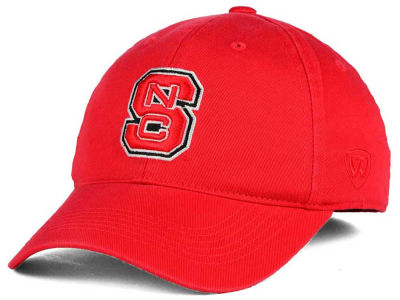 North Carolina State Wolfpack Top of the World NCAA Relaxer 2.0 Stretch Hat