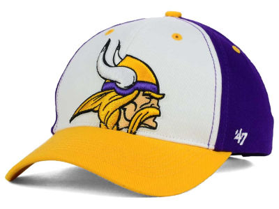 Minnesota Vikings '47 NFL Youth Lil Show '47 MVP Cap
