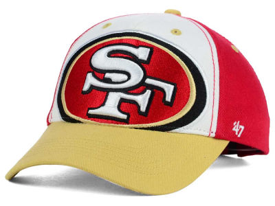 San Francisco 49ers '47 NFL Youth Lil Show '47 MVP Cap