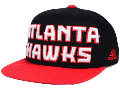 Atlanta Hawks adidas NBA 2015-2016 Courtside Cap