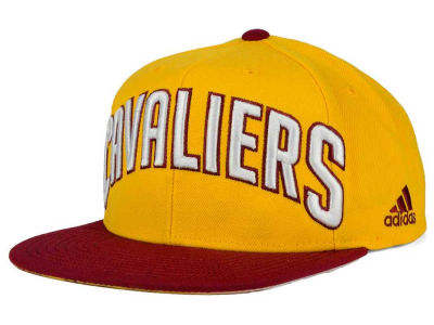 Cleveland Cavaliers adidas NBA 2015-2016 Courtside Cap