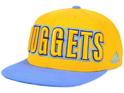 Denver Nuggets adidas NBA 2015-2016 Courtside Cap
