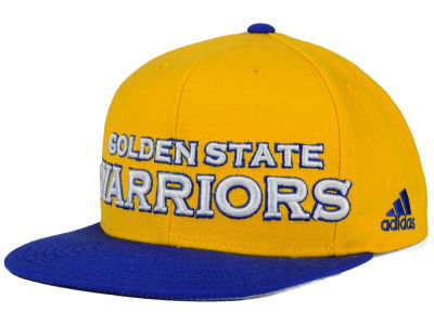Golden State Warriors adidas NBA 2015-2016 Courtside Cap