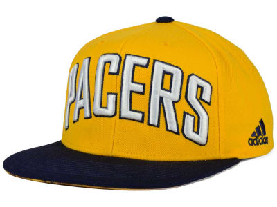 Indiana Pacers adidas NBA 2015-2016 Courtside Cap