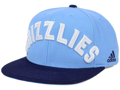 Memphis Grizzlies adidas NBA 2015-2016 Courtside Cap