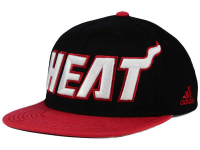 Miami Heat adidas NBA 2015-2016 Courtside Cap