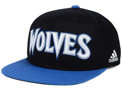 Minnesota Timberwolves adidas NBA 2015-2016 Courtside Cap