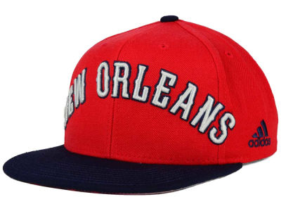 New Orleans Pelicans adidas NBA 2015-2016 Courtside Cap