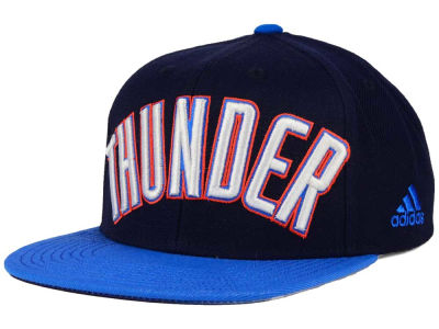 Oklahoma City Thunder adidas NBA 2015-2016 Courtside Cap