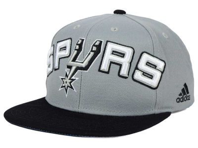 San Antonio Spurs adidas NBA 2015-2016 Courtside Cap