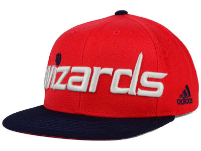 Washington Wizards adidas NBA 2015-2016 Courtside Cap