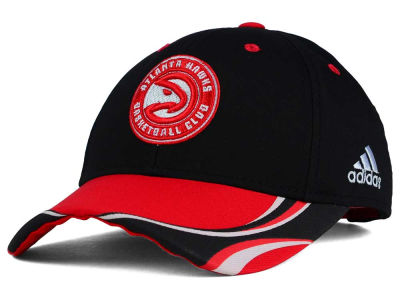 Atlanta Hawks adidas NBA Youth Above the Rim Adjustable Cap